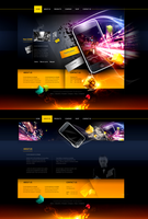 iphone application by webdesigner1921