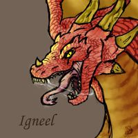 Igneel 2 by greenyswolf