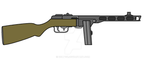 PPsh-41 (Upadated) by COLT731