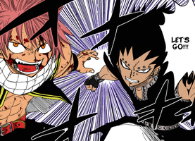 Fairy Tail- Double Dragons by Akuma-G