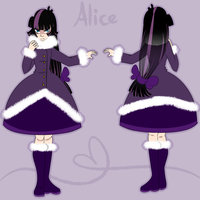 Alice - Ropa Invernal Referencia by Rumay-Chian
