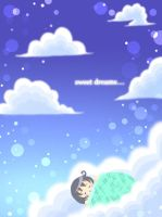 Sleeping on Clouds by yumiko33