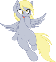 Derpy Hooves by Doctor-Derpy