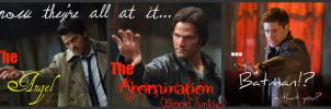 they're all at it by sam-winchester-girl