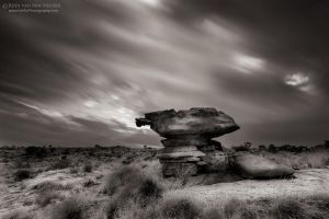 Monument of Time by LinRuPhotography