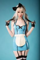 Latex Alice 4 by SinfulCosplay