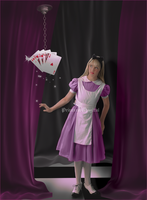 Alice's House Of Cards by PrincessMagical