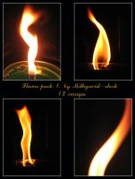 Flame pack 1 by Mithgariel-stock