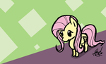 [Baby Style] Fluttershy by digiral