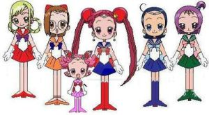 Sailor Doremi by SumikoSohma