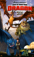 HTTYD Poster by marmeladapk
