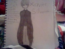 Another Picture of Xavier but in full view by WeabooAwesomeness