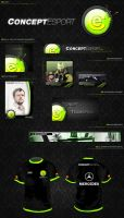 Some Concept stuff by razr-designs
