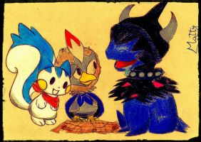 The Lost Dungeons: Pokemon MD by SuperMattyBros