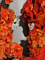 fire flowers4 by do-notBotherMe