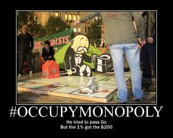 Occupy Monopoly by AunTime
