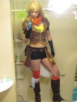 Yang Cosplay WIP by TigerofSnow