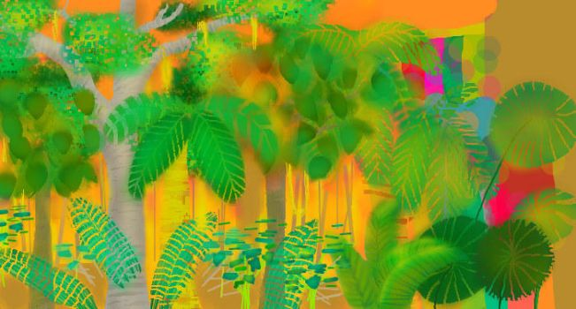 tropical by strangenotes