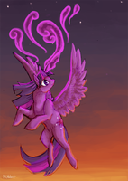 Twilight Sparkle by Mongrelistic