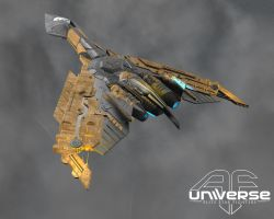 AF Universe - Storm Cruise by Councilor