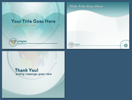 Power Point Slide Templates for Pangae Comm. by FatAsMatt