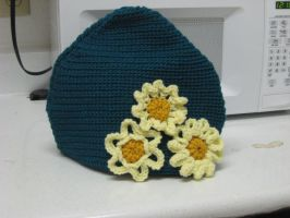 teal tea cosy by DalloftheABOVE