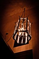 Chandelier by Hjoranna