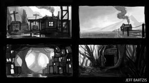 Environment thumbnails by bartzis