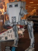 Lego AT-ST by V-kony