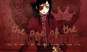 Beauty Queen by Yui-chanKawaii