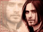 Wall Jared Leto by elyJHardy