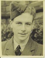 Dad in RAF. England 1945 by Babooshka333