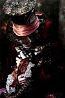 Untitled Mad Hatter by AjaxJadexMcQuaid