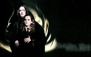 Severus and Hermione 3 by RazorbladeGranger