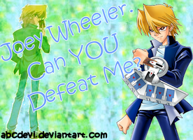 Joey Wheeler Graphic 1 by ABCDevi