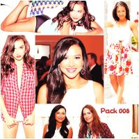 Pack 008 Naya Rivera [Glee] by pompasdecolores