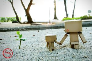 Won't let you go son by Mr-Singa