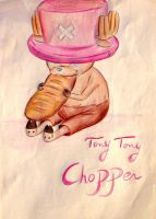 Tony Tony Chpper by sakura-streetfighter