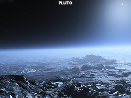 pluto by sergbel