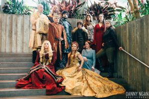 Game of Thrones Cosplay Group! by Seattle-Cosplay