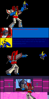 War For Energon 8 by DELGATRON