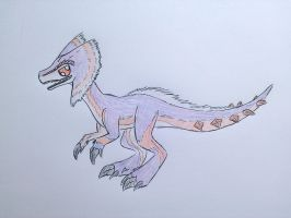 Tiny GreatJaggi by RainbowDragon14
