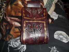 Large dnd cosplay pouch by Ceraine
