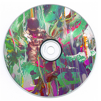 Spaceman cd by Supernikobe