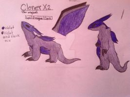 Cloner X2 the original bio by MagicPhoenixstonedra