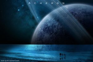 Acheron Desktop Version by miel-g