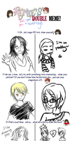 Double Meme thingy xD by yesi-chan