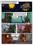 Rocket and Groot Fan Comic page 30 by MagicArt1