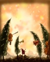 Christmas by SoniiiMelody