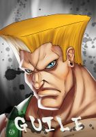 SF4 - Guile by koyote974